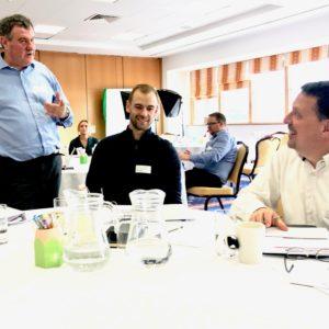 Fortnightly Business Skills Workshops – Vision