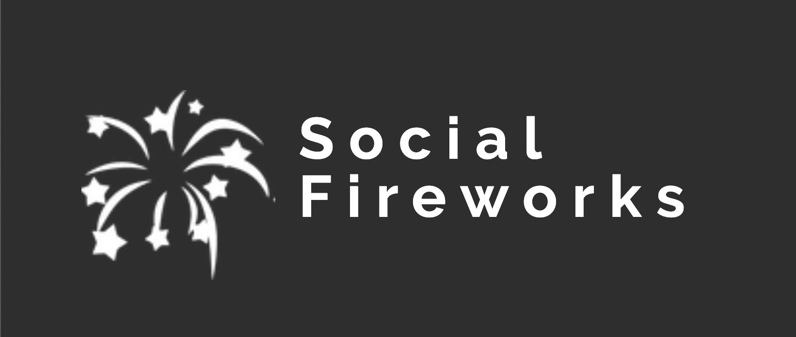 Social Fireworks logo