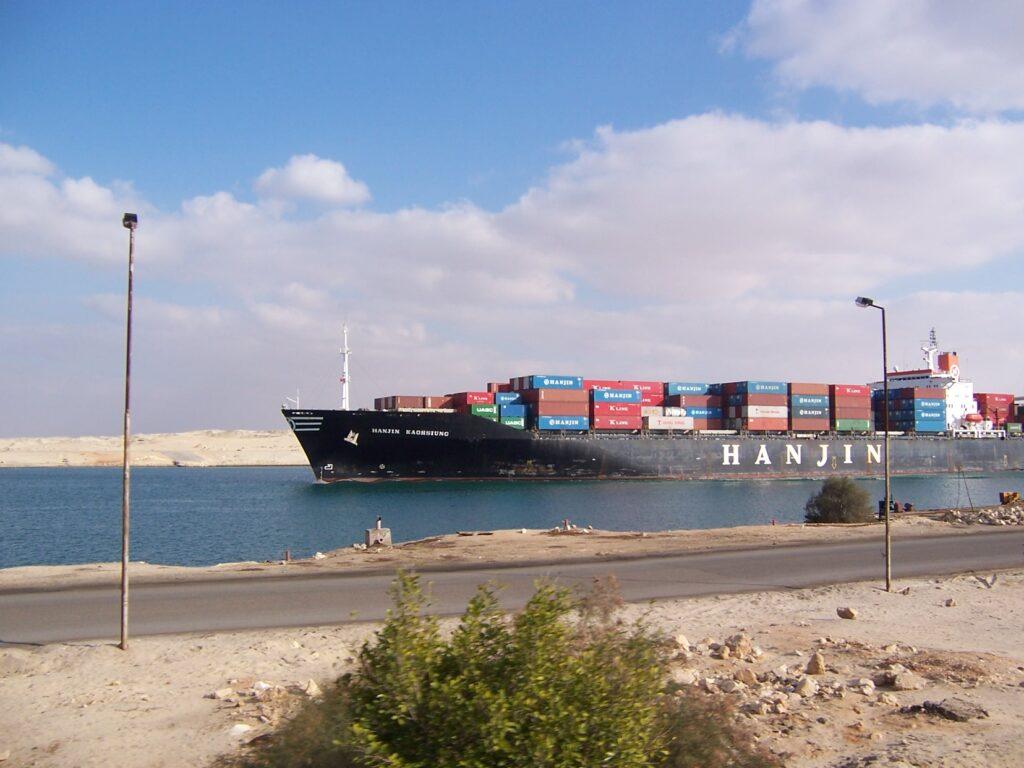 Suez Canal boat crisis