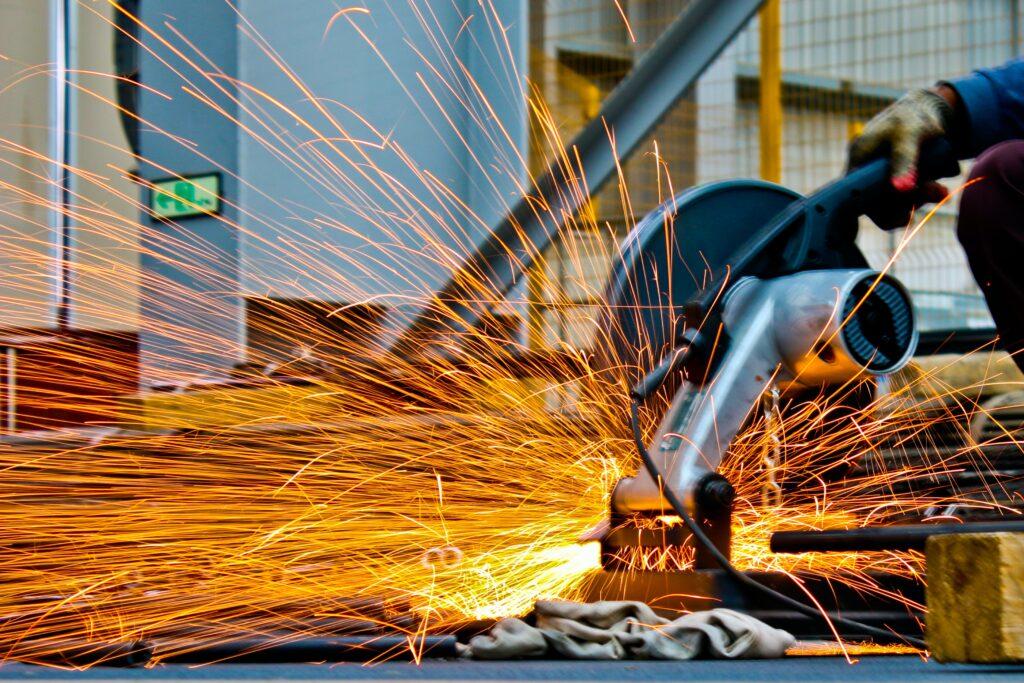 Steel shortage